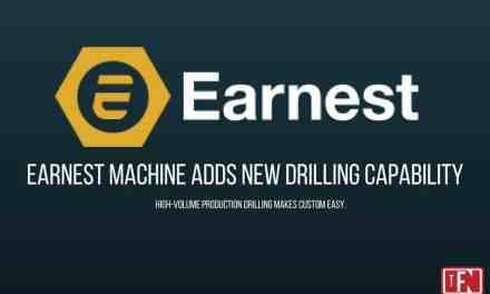 Earnest Machine Adds New Drilling Capability
