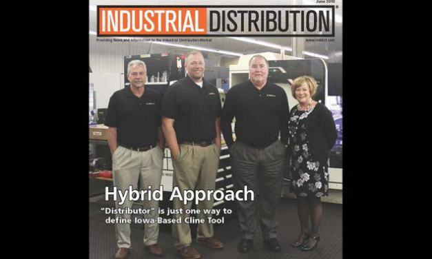 Industrial Distribution, June 2018