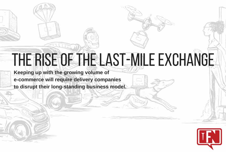 The Rise of the Last-Mile Exchange
