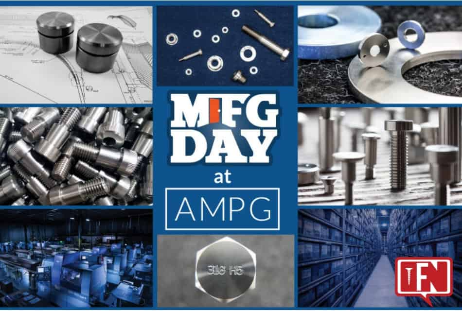 Come Join AMPG On MFG Day!
