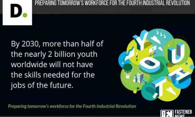 Preparing Tomorrow's Workforce For The Fourth Industrial Revolution