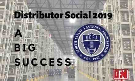 NCFA Distributor Social 2019 – A Big Success!