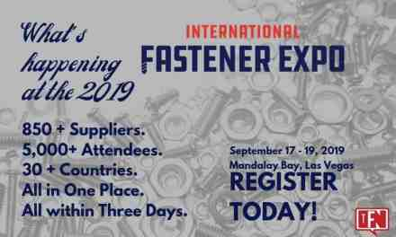 What's Happening at the 2019 International Fastener Expo?
