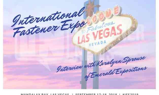 IFE 2019 With Karalynn Sprouse of Emerald Expositions