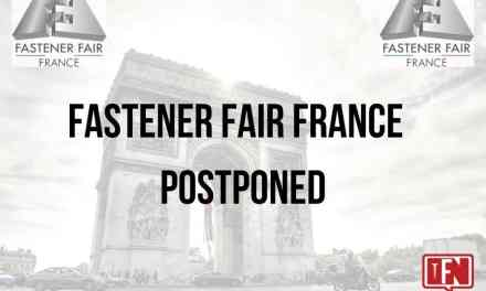 Fastener Fair France to be Postponed