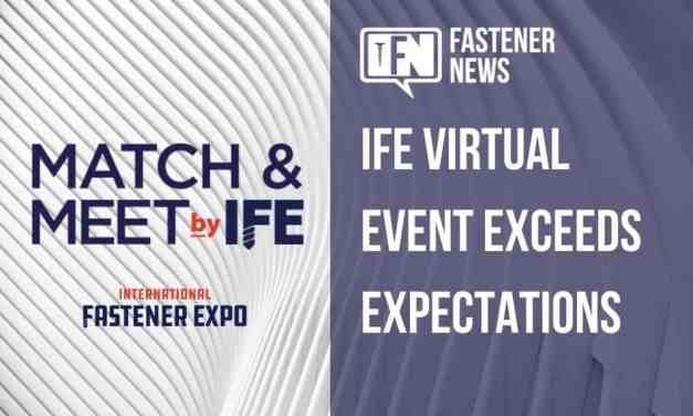 IFE Virtual Event Exceeds Expectations