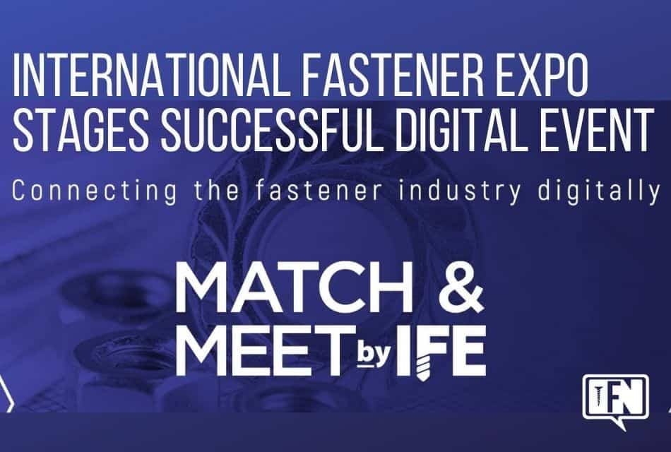 International Fastener Expo Stages Successful Digital Event