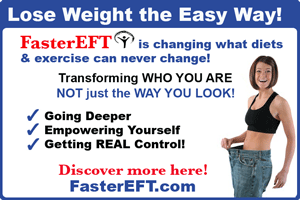 Lose weight the easy way! Discover how with FasterEFT!