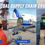 Global Supply Chain Crunch and Logistical Blockages Seem Acute & Are Widespread