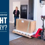 What exactly is Residential Freight Delivery? Is Pallet Shipping a convenient way to ship large products?