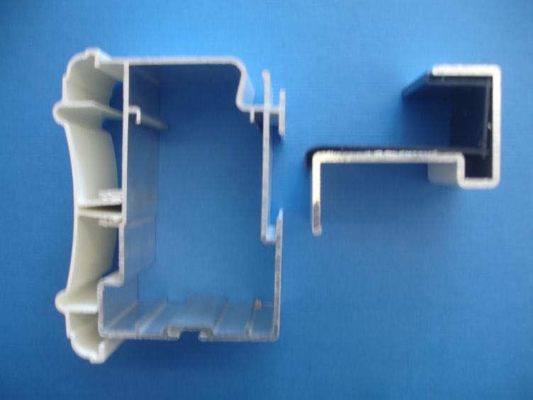 Glass Eaves Beam Conservatory Roof Bars Pvc Bars