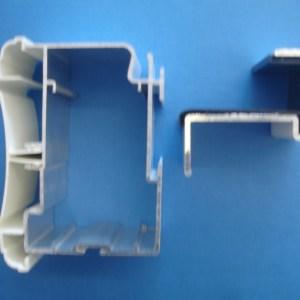 Glass Eaves Beam (White) | Conservatory Roof Bars | Conservatory Bars | PVC Bars | Faster Plastics