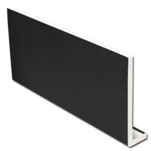 9mm Reveal Liner (Black Ash) | PVC Trims and Soffits | Faster Plastics