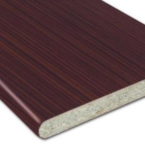 Laminated Cill (Mahogany) | Cills and Skirting | Faster Plastics