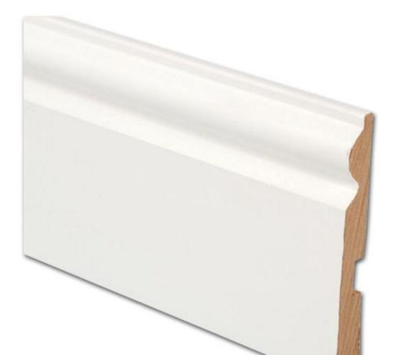 Laminated Skirting Board   Cills and Skirting   Faster Plastics