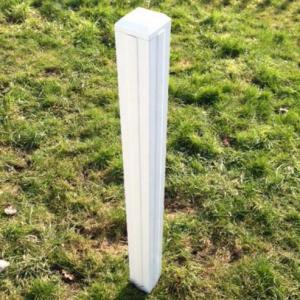 Universal Finishing Post | PVC Fence | Faster Plastics
