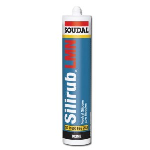 Soudal Silirub LMN | Tools and accessories | Sealant | Cleaners | Installer Tools | Fixings | Faster Plastics