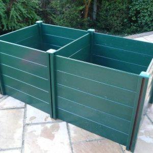 Compost Bin - (Add on)   PVC Compost Bin and Planters   Faster Plastics