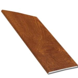 9mm Soffit Board - Light Oak | Faster Plastics