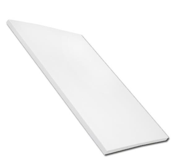 9mm Soffit Board | PVC Trims and Soffits | Faster Plastics