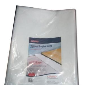 Laminate Flooring Moisture Resistant Lining - 20m² | Faster Plastics