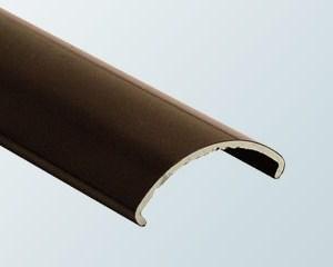 Aluminium Ridge Top Cap | Timber Glazing Bars | Faster Plastics