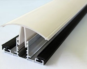Snap-Down Main Bar (10,16,25mm) | Timber Glazing Bars | Faster Plastics