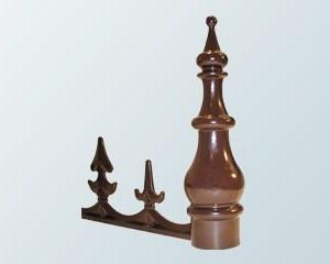 Aluminium Cresting and Finial | Timber Glazing Bars | Faster Plastics