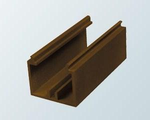 Aluminium Cresting Channel | Timber Glazing Bars | Faster Plastics