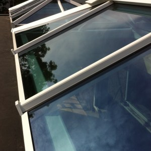Glass Rooflight - 1000mm x 5000mm | Faster Plastics
