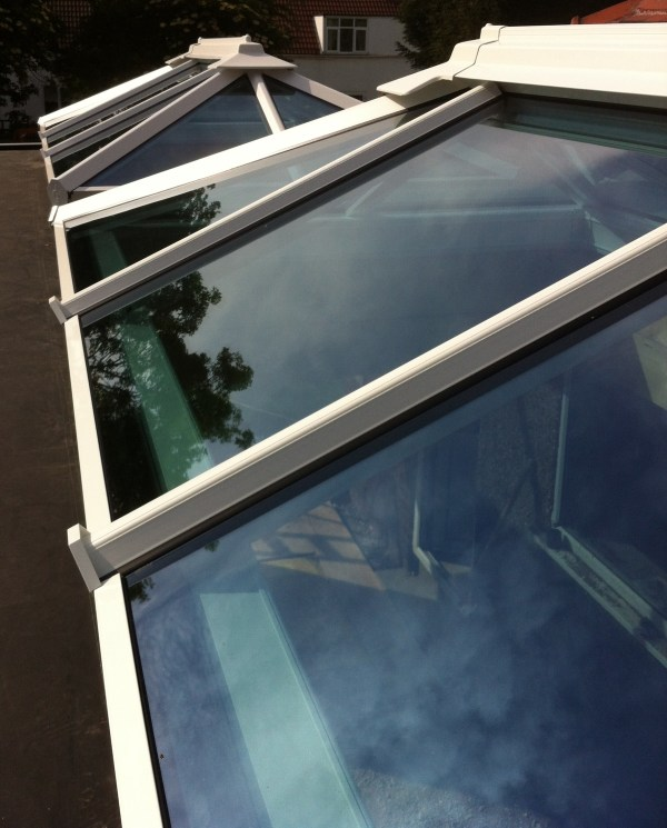 Glass Rooflight - 1500mm x 5500mm   Faster Plastics
