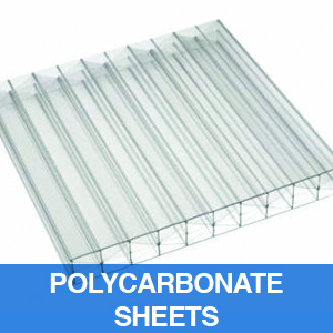 Polycarbonate Sheets | Faster Plastics