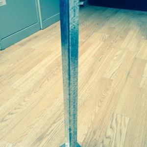 Metal Patio Fixing | PVC Fencing | Faster Plastics
