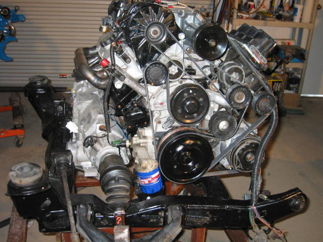 5 Wire Gm Alternator Wiring 3800 Supercharged Engine Installed In Your V6 Fiero