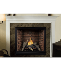 Empire Tahoe Clean Face Direct Vent Contemporary Fireplace ...