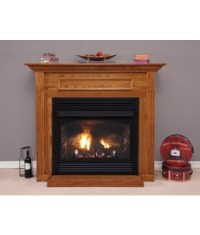 Empire Tahoe Premium Direct Vent Natural Gas Fireplace ...