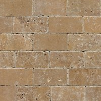 Daltile Travertine Natural Stone Tumbled 3 x 6 Tile ...