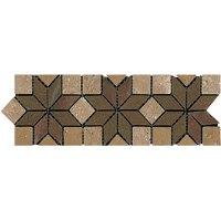 Interceramic Accents In Stone Borders Tile & Stone Colors