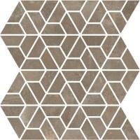 Interceramic Basole Geometric Mosaic Tile & Stone Colors