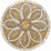 Interceramic Palazzi Medallions 36 Tile & Stone Colors