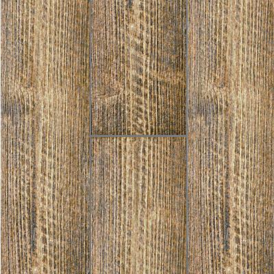 Interceramic Sunwood 5 x 24 Cowboy Brown