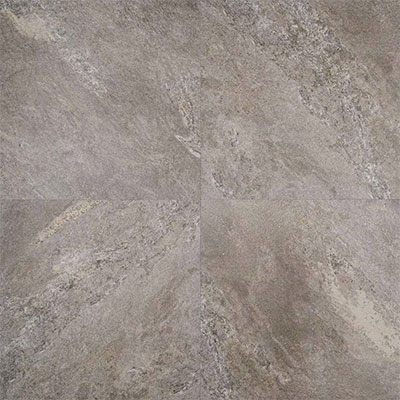 MS International Arterra Porcelain Pavers 24 x 24 Quarzo Gray