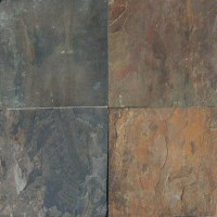 MS International Slate and Quartzite 24 x 24 Rustic Gold