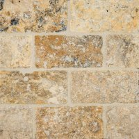 MS International Travertine 3 x 6 Tumbled Tile & Stone Colors