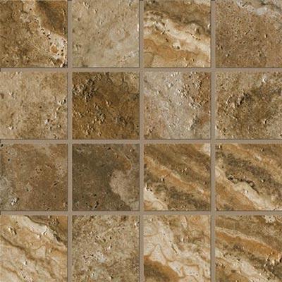 Marazzi Archaeology Mosaic 3x3 Square Chaco Canyon