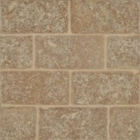 Tilecrest Travertine Stone 3 x 6 Noce Tumbled