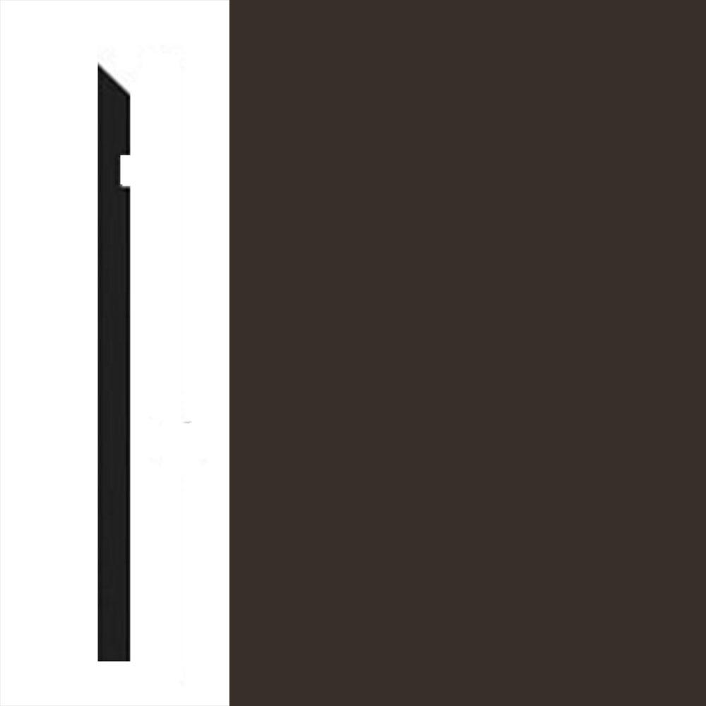 Johnsonite Millwork Reveal Wall Base 4 14 Rubber Flooring