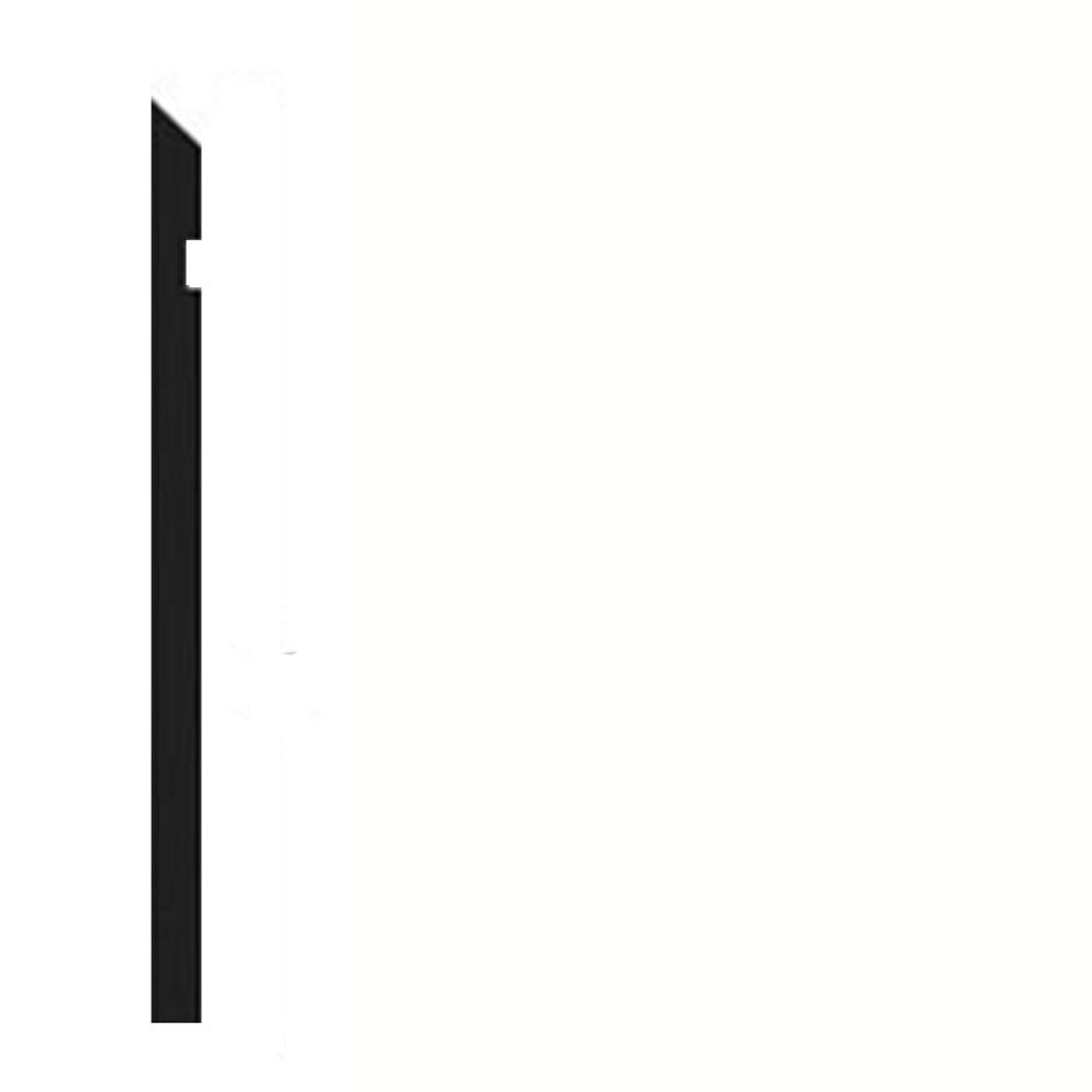 johnsonite chair rail graco convertible high millwork reveal wall base 4 1 white sand