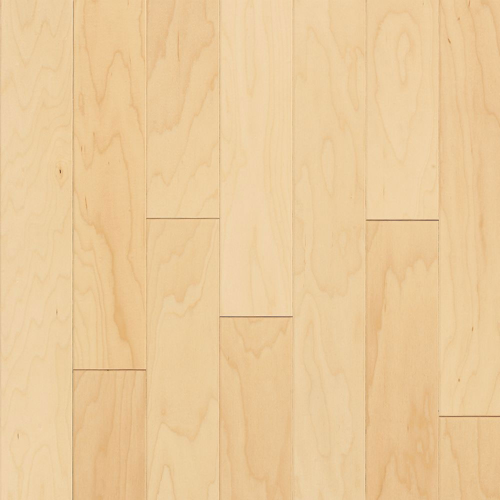 Bruce Turlington Lock  Fold Maple 3 Hardwood Flooring Colors