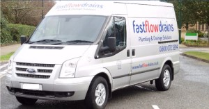 fast flow drains